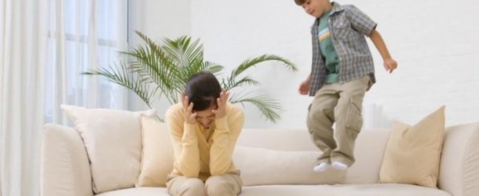 Sintomas de Comportamento Hiperactivo