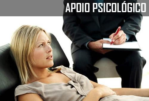 APOIO PSICOLÓGICO